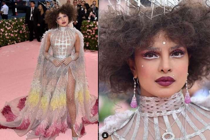 Priyanka Chopra's Epic Met Gala Look Inspires an Endless Amount of Memes