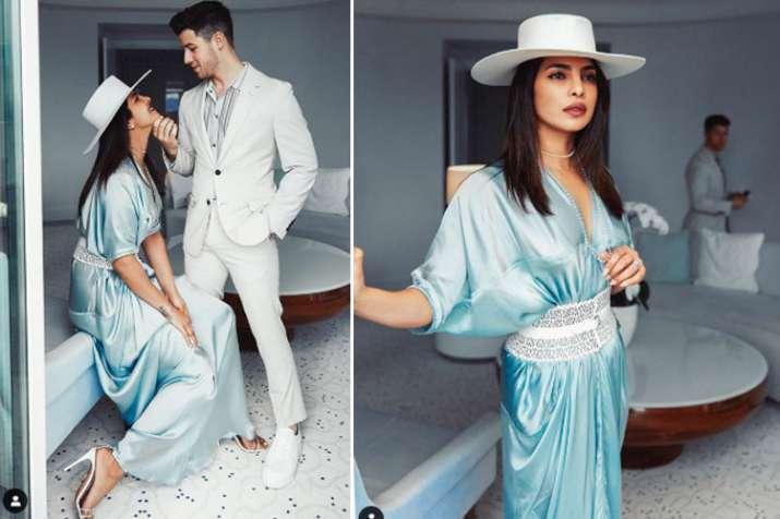 Priyanka chopra, nick jonas, cannes- India TV
