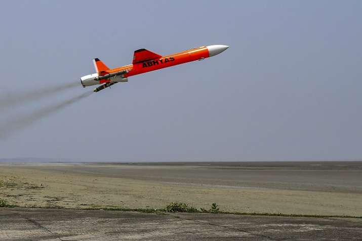 DRDO conducts successful flight test of ABHYAS- India TV