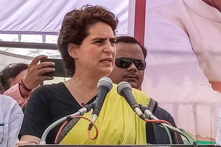 Priyanka Gandhi- India TV