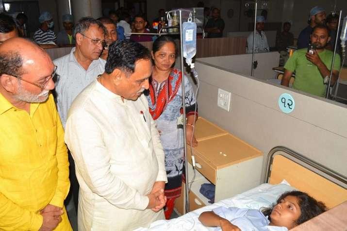 CM Vijay Rupani- India TV