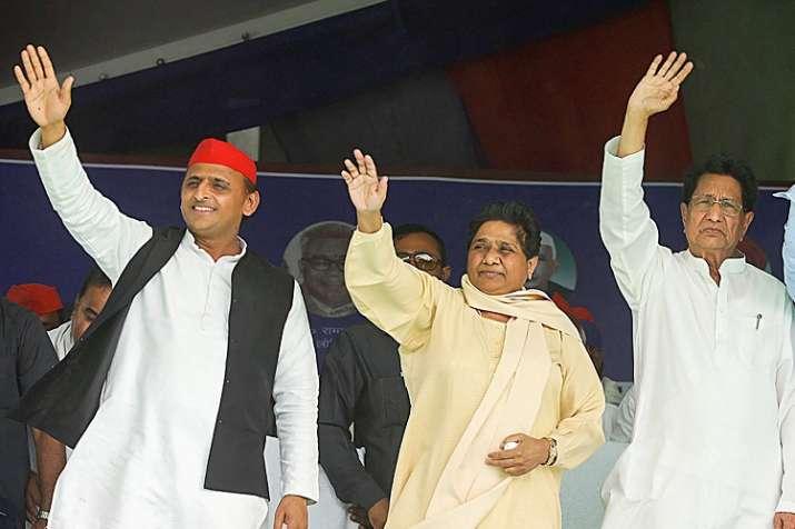Samajwadi Party President Akhilesh Yadav, Bahujan Samaj...- India TV