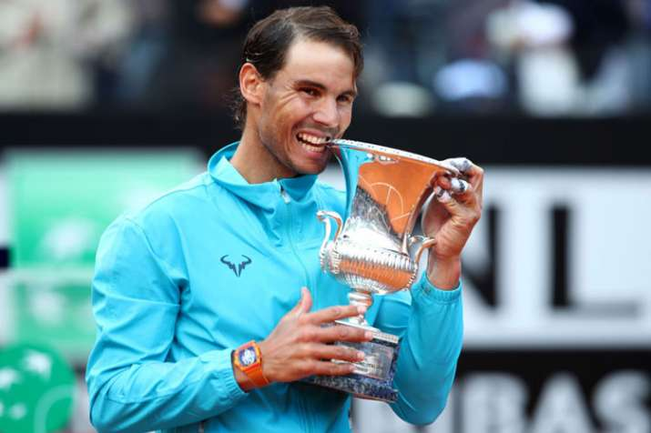 Back on top: Nadal beats Djokovic for 9th Italian Open title- India TV