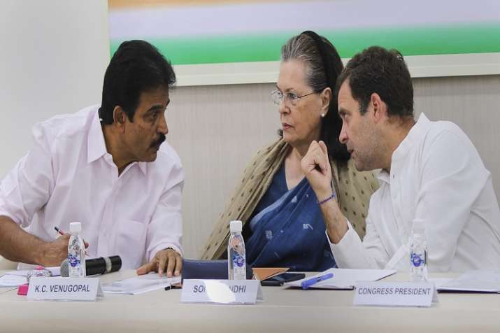 rahul sonia- India TV