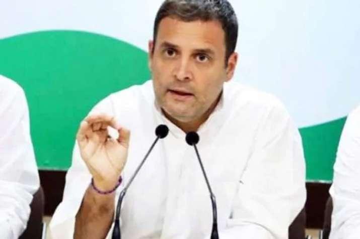 राहुल गांधी का दावा, कहा-आंतरिक आकलन के मुताबिक भाजपा हार रही है लोकसभा चुनाव- India TV