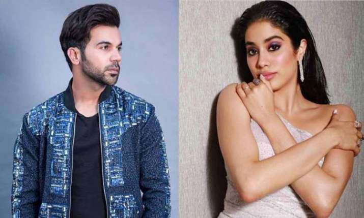 Rajkummar Rao, Janhvi Kapoor- India TV