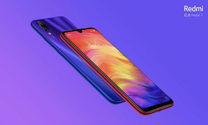 Redmi Note 7 series sees 2m sales within 2 months- India TV Paisa