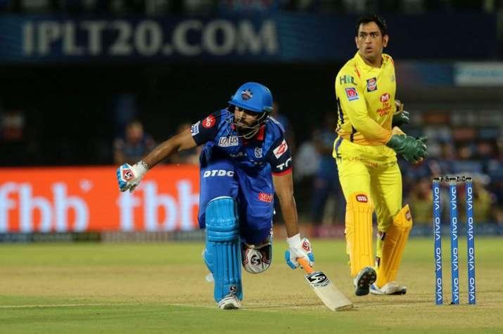 IPL 2019: दिल्ली को हराने के बाद बोले एमएस धोनी- गेंदबाजों ने फाइनल में पहुंचाया - India TV