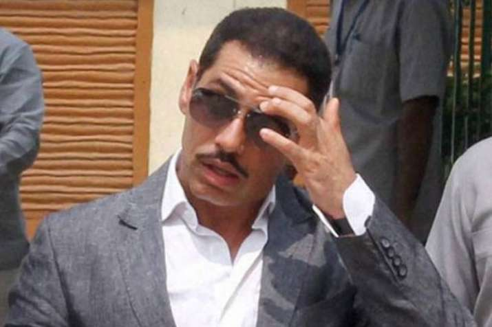 ED approaches Delhi High Court seeking bail cancellation of Robert Vadra in a money laundering case - India TV