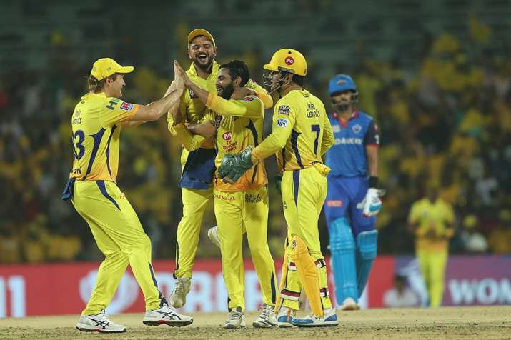IPL 2019, CSK vs DC:Suresh Raina Become First Player in ipl who caught 100 Catches - India TV