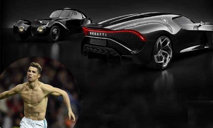 133 करोड़ की दुनिया की सबसे महंगी कार खरीदने वाले पहले शख्स हो सकते हैं क्रिस्टियानो रोनाल्डो- India TV