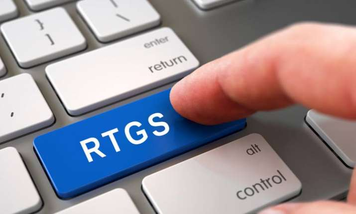 RBI extends RTGS timing till 1800 hrs- India TV Paisa