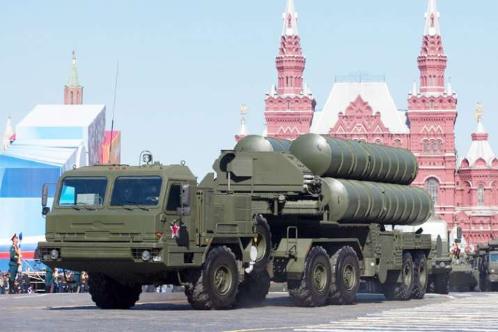 India's buying of S-400 from Russia will have serious implications on defence ties, says US | AP Fil- India TV