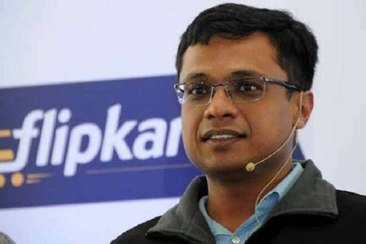 Flipkart's Sachin Bansal joins Ujjivan Small Finance Bank as independent director- India TV Paisa