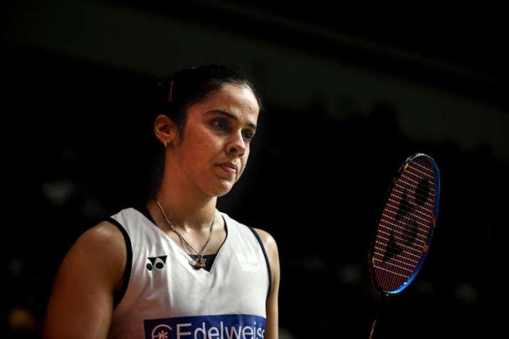 New Zealand Open: बड़े उलटफेर का शिकार हुईं सायना नेहवाल, वर्ल्ड नंबर 212 से हारकर टूर्नामेंट से बाह- India TV