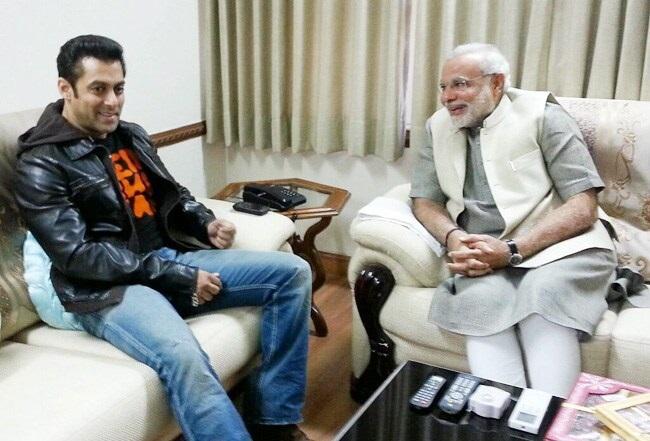 सलमान खान-पीएम मोदी- India TV