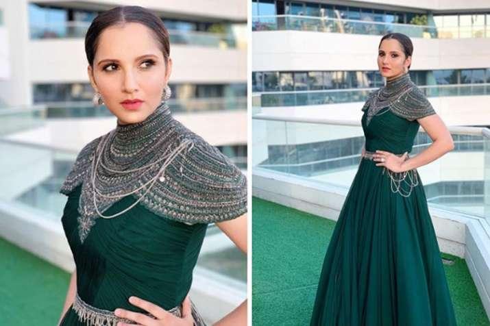 Sania mirza- India TV