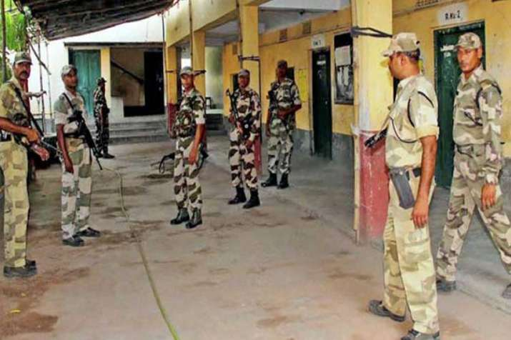 Centre to deploy over 71,000 security personnel to...- India TV
