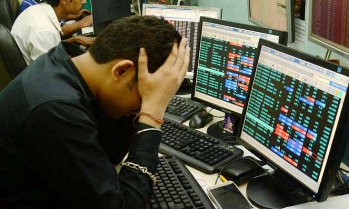 Markets fall for 8th straight session- India TV Paisa