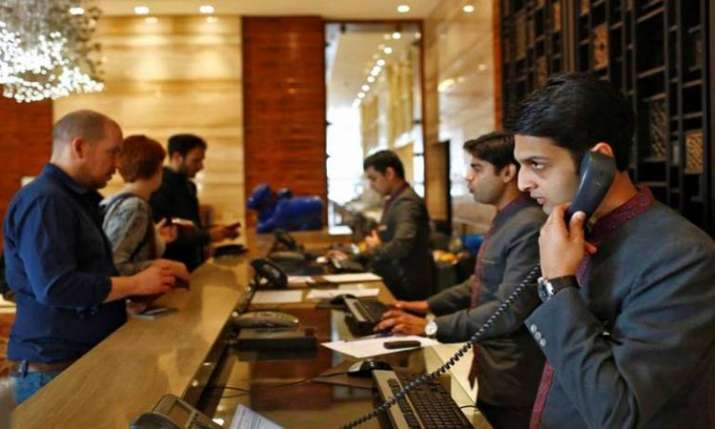 India's services sector output growth at 7-month low in Apr- India TV Paisa
