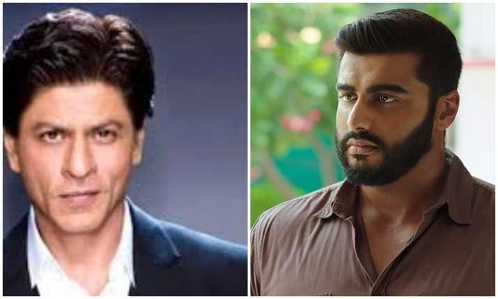 Shah rukh khan and Arjun kapoor- India TV
