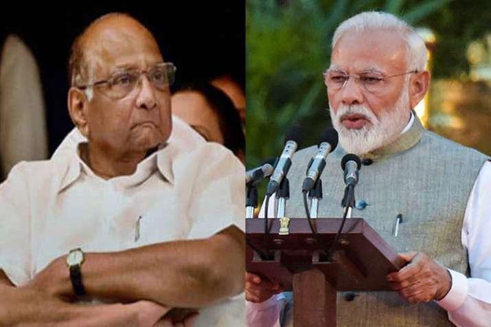Miffed over seat allotment, Sharad Pawar skips Narendra Modi's swearing-in ceremony | PTI File- India TV