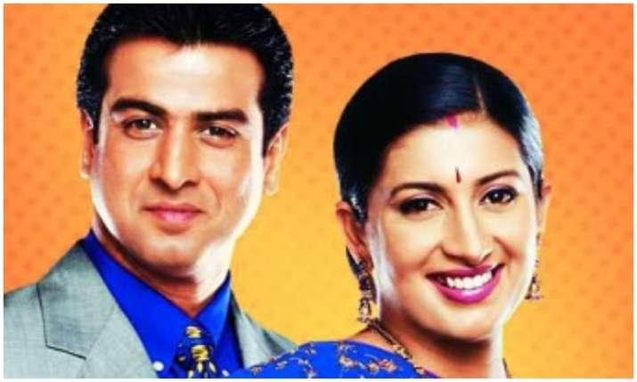 Ronit roy and Smriti Irani- India TV