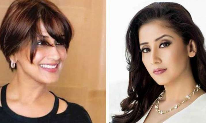 Sonali Bendre, Manisha Koirala- India TV
