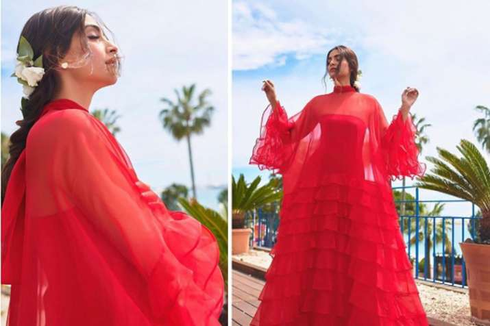 Sonam kapoor, cannes 2019- India TV