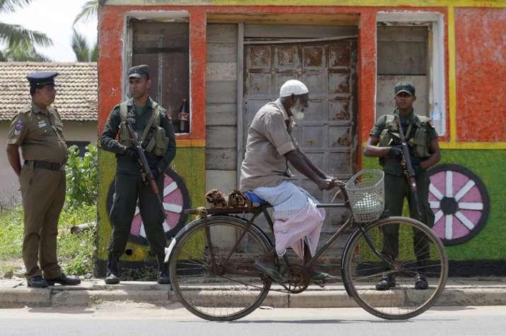 All suspects in Sri Lanka bombings arrested or dead, says Sri Lanka police | AP- India TV