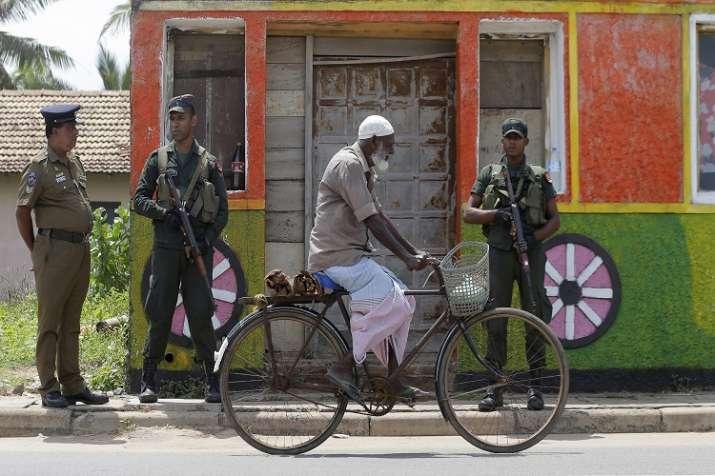 sri lanka blast- India TV