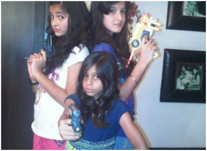 Suhana khan birthday post- India TV