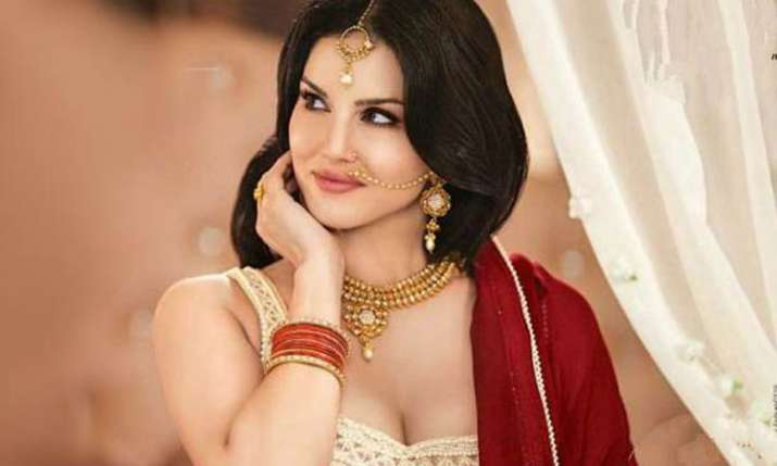 सनी लियोनी- India TV