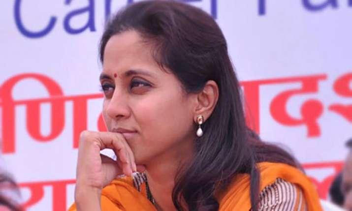 supriya sule- India TV