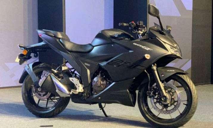 suzuki motorcycle launches all new GIXXER SF 250 and GiXXER SF- India TV Paisa