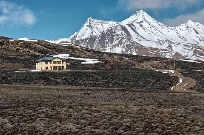World's highest polling station at Tashigang in...- India TV