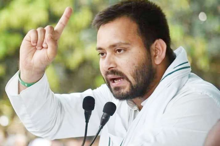 RJD Leader Tejashwi Yadav | PTI File- India TV