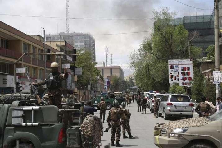 terrorist attack- India TV