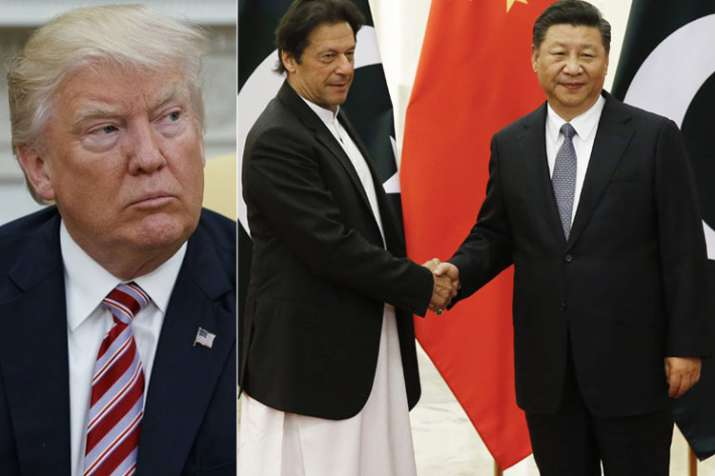 US puts Chinese, Pakistani companies as entities of national security concern | AP- India TV