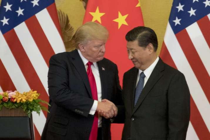 जी-20 सम्मेलन में हो सकती है अमेरिकी राष्ट्रपति डोनाल्ड ट्रंप-शी जिनपिंग की मुलाकात- India TV