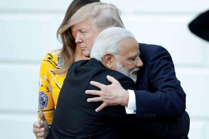 Donald Trump congratulates PM Narendra Modi on 'big' election win | AP File- India TV