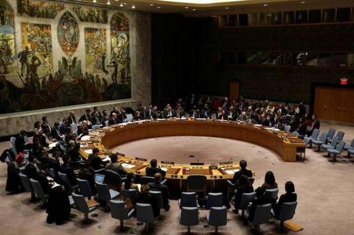 सुरक्षा परिषद में भारत, जर्मनी, ब्राजील, जापान को स्थायी सदस्यता देना निहायत जरूरी: फ्रांस - India TV