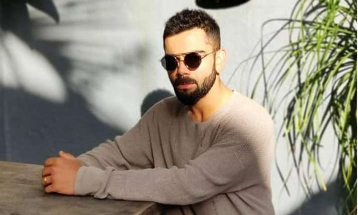 Virat Kohli reaches another milestone, becomes first cricketer to reach 100 million followers- India TV