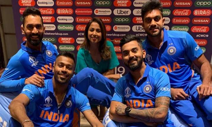 World Cup 2019: Indian Cricket Team Doing Fun Before World Cup Warm Up Match Against New Zealand- India TV
