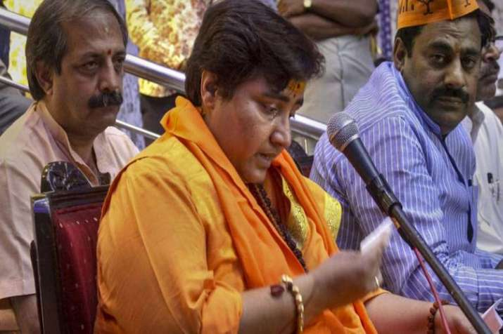 sadhvi pragya thakur - India TV
