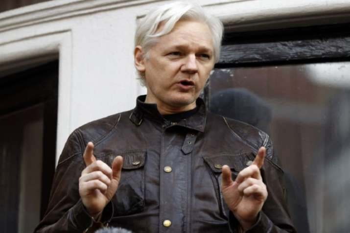 Assange sentenced to 50 weeks for bail-jumping in...- India TV
