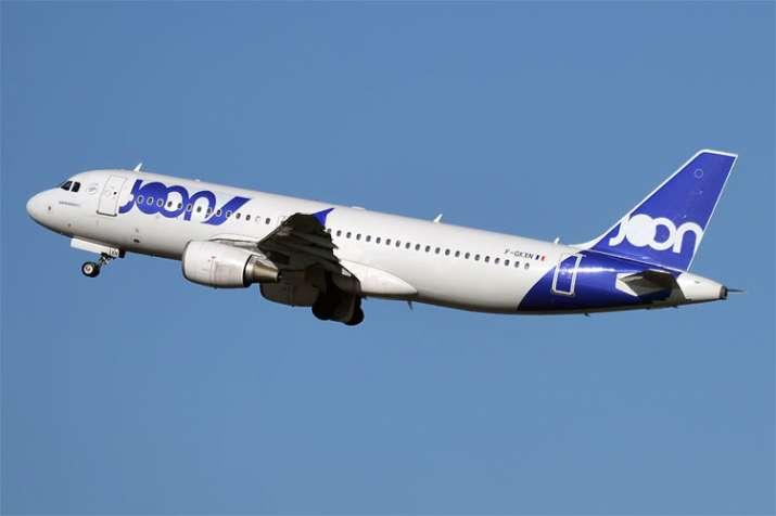 Air France JOON- India TV