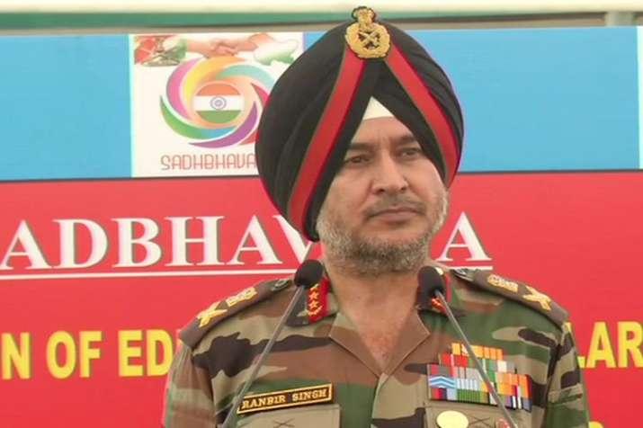 Lt Gen Ranbir Singh- India TV