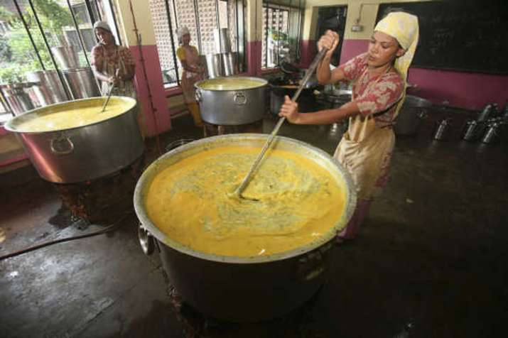 Mid Day Meal- India TV