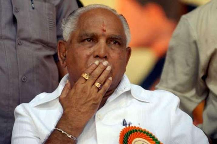 BS yeddyurappa- India TV